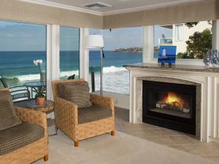 Villa Antigua - village oceanfront - coveted prop! - Laguna Beach vacation rentals