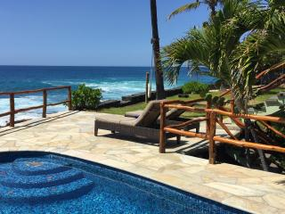 Private Oceanfront Home, Gated with Pool & Spa - Kailua-Kona vacation rentals
