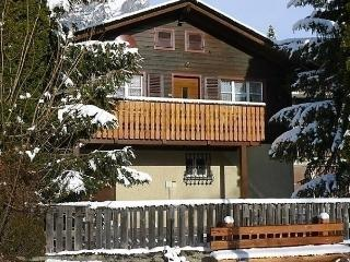Sunny House with Short Breaks Allowed and Long Term Rentals Allowed - Albinen vacation rentals