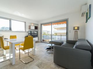 CANNES CROISETTE & PALM BEACH Best Location ! - Cannes vacation rentals