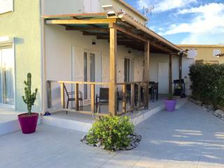 CORSE BORD DE MER COSTA VERDE T3 70 m2/Pt jardin - Poggio-Mezzana vacation rentals