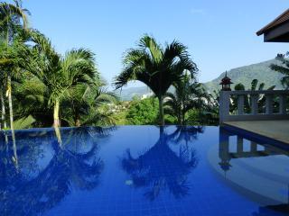 villa in patong with sea view and edge pool - Patong vacation rentals