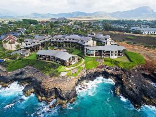 New Listing! Quiet 3BR Koloa Condo w/Wifi, Private Balcony & Breathtaking Ocean/Mountain Views - Walk to Both Poipu & Brennecke's Beaches! - Koloa vacation rentals