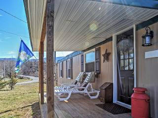 Cozy Cabin with Deck and Internet Access - Rileyville vacation rentals