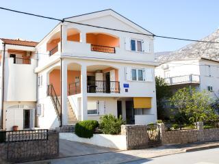 ATON APARTMENTS - RIBARICA (3 Apartments) - Karlobag vacation rentals