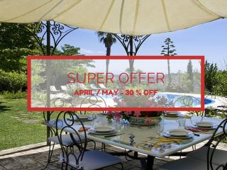 Nice 2 bedroom Caltagirone Villa with Internet Access - Caltagirone vacation rentals