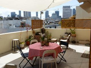 AMAZING ROOF APT. NEAR BECH/QUIET - Tel Aviv vacation rentals