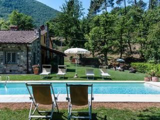 Lovely house in the greenery, pool. 6 to 12 people. Lucca area. 10% OFF !! - Lucca vacation rentals