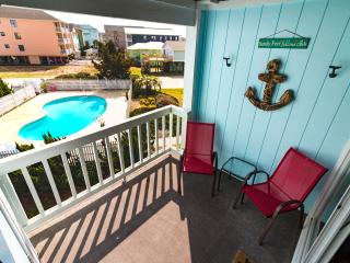 Newly Renovated North End Condo Steps from Beach!! - Carolina Beach vacation rentals