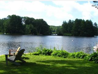 Direct Waterfront Lake Home on Tranquil Harwinton - Harwinton vacation rentals