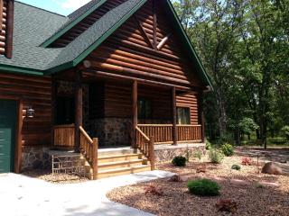 Glacier Shores on Castle Rock Lake, near WI Dells - Mauston vacation rentals