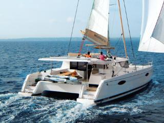 Croisière Antilles catamaran HELIA 44 - Le Marin vacation rentals