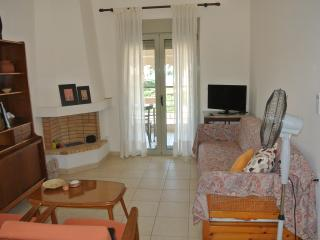 Seafront beach apartment in Nikiti - Nikiti vacation rentals