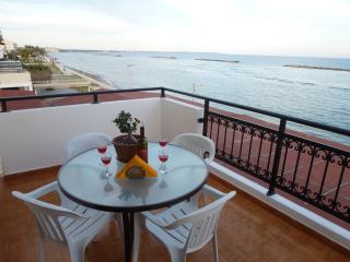 Sea View 2 bedroom Apartment, Free Wifi - Oroklini vacation rentals