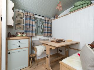Dimpsey Shepherd's Hut Glamping - Chard vacation rentals