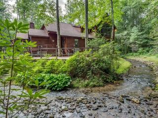 Mountain Waters Lodge - Stunning Home - Ellijay vacation rentals