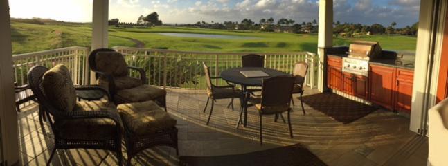 Hale Nene Poipu Vacation Home: 3 bedrooms, pool, AC, ocean, sunset views. - Luxury Home, AC, private pool, 3 BR: Hale Nene Poipu - Poipu - rentals