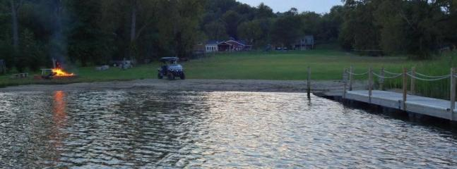 Leisure home with beach front property - Coxsackie vacation rentals