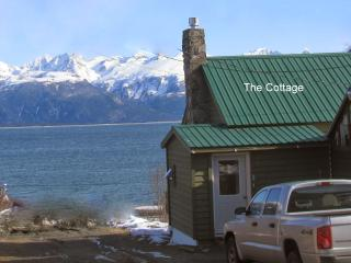 The Cottage 2 BR cabin downtown, water view - Haines vacation rentals