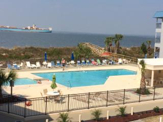 Glorious View!  King Bed - Tybee Island vacation rentals
