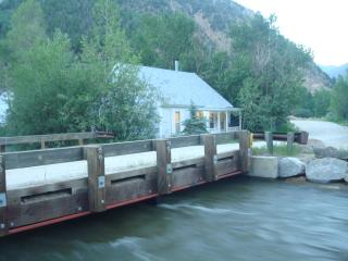 COTTAGE ON CLEAR CREEK HISTORIC SILVER PLUME - Silver Plume vacation rentals