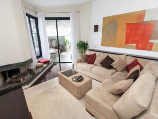 Bright Apartment with A/C and Long Term Rentals Allowed (over 1 Month) - Sao Paulo vacation rentals
