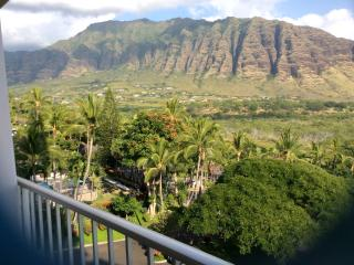Spectacular Ocean and Valley views, 9 floor unit - Waianae vacation rentals
