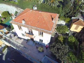 Villa l'Orangeraie, jardin, salle de réception - Nice vacation rentals