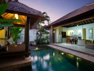 Perfect Villa with Dishwasher and DVD Player - Canggu vacation rentals