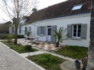 Grande maison de campagne de charme près de Loches - Dolus-le-Sec vacation rentals