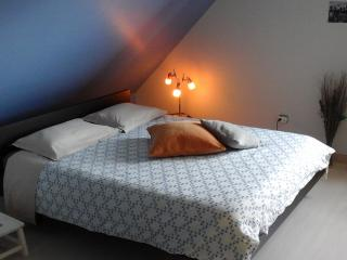 La Forge Vimbert - Chambre double + 1 lit 1 pers. - Ecrainville vacation rentals