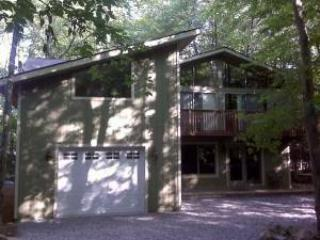 Perfect 4 bedroom House in Pocono Lake with A/C - Pocono Lake vacation rentals