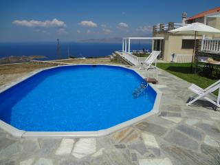 QUIET HOLIDAYS WITH INCRETABLE VIEWS No2 - Andros Town vacation rentals