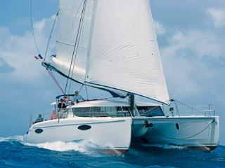 Croisière Antilles catamaran Orana 44 - Le Marin vacation rentals