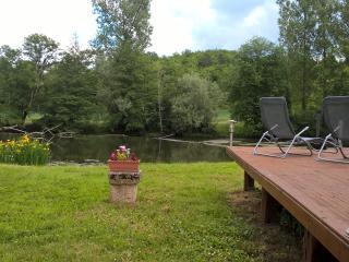 Gîte Moulin de Garabaud with boat - Perigueux vacation rentals