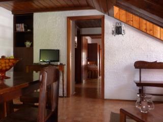 Incanto walser: graziosa mansarda vista monte rosa - Macugnaga vacation rentals