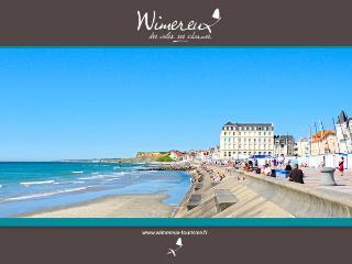 STUDIO TERRASSE VUE MER  + PARKING à Wimereux ( près de Boulogne/mer) - Wimereux vacation rentals