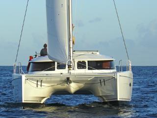 Croisière Antilles catamaran Lipari 41 - Le Marin vacation rentals