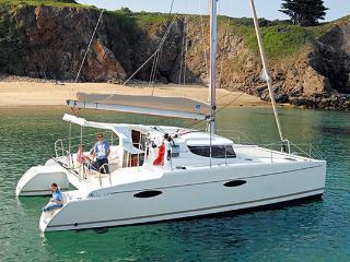 Croisière Antilles catamaran Mahé 36 - Le Marin vacation rentals