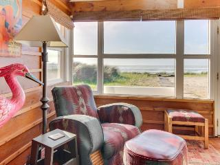 Dog-friendly, oceanfront house full of character and amazing views! - Rockaway Beach vacation rentals