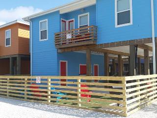 """New Stilt Home """"Oceans 11"""" - Port Aransas vacation rentals"""