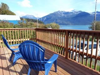Snapper's Inn, 2 BR cottage, deck, ocean view - Haines vacation rentals