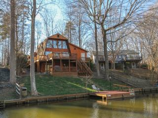 Vacation home on the Lake.  20 minutes from C'Vill - Charlottesville vacation rentals