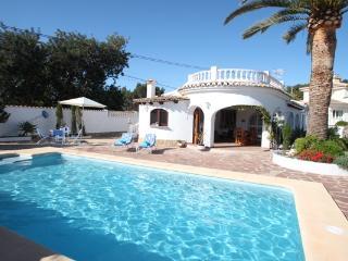 El Bruni - modern villa close to the beach in Benissa - Benissa vacation rentals