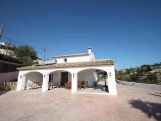 Finca La Verema - holiday home with private swimming pool in Benissa - Benissa vacation rentals