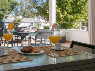 Modern villa for 8 people in Alcudia, 100 m walking to one of the best beaches in Mallorca - HM010BAL - Puerto de Alcudia vacation rentals