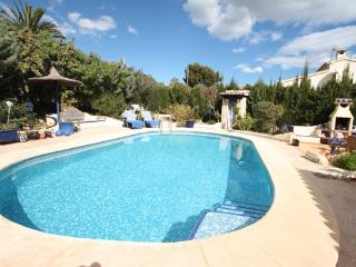 Calypso - holiday home with private swimming pool in Moraira - Teulada vacation rentals