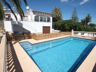 Juliasol - holiday home with private swimming pool in Moraira - Moraira vacation rentals