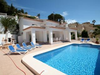 Sesam - sea view villa with private pool in Moraira - Moraira vacation rentals