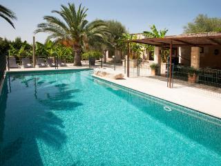 Fabulous villa in rustic farm for 6 people situated in Porto Cristo - HM010CMT - Porto Cristo vacation rentals